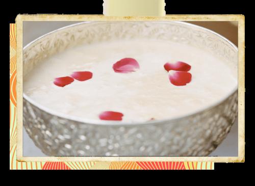 Mum's Creamy Rice Pudding
