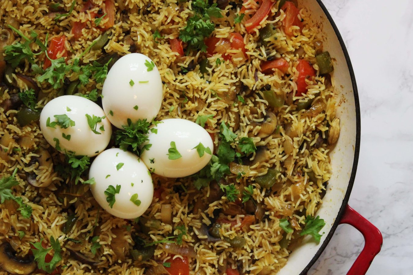 Weekend Biryani Brunch