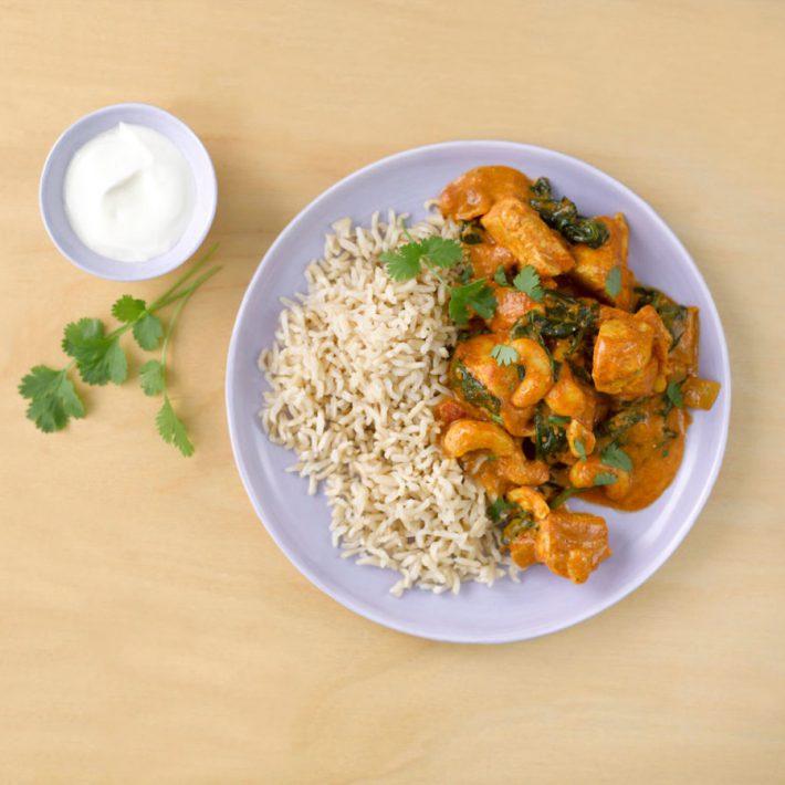 Tasty Chicken Curry