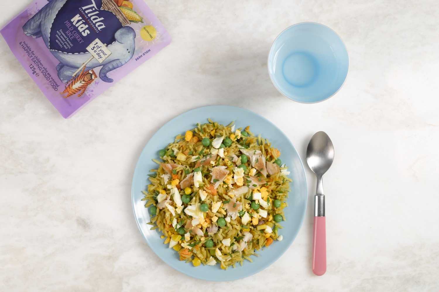 Kids Kedgeree