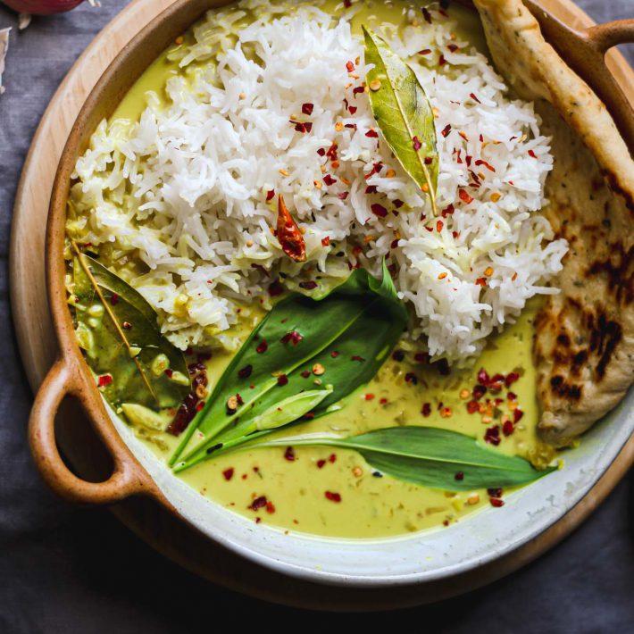 Keralan Coconut Curry