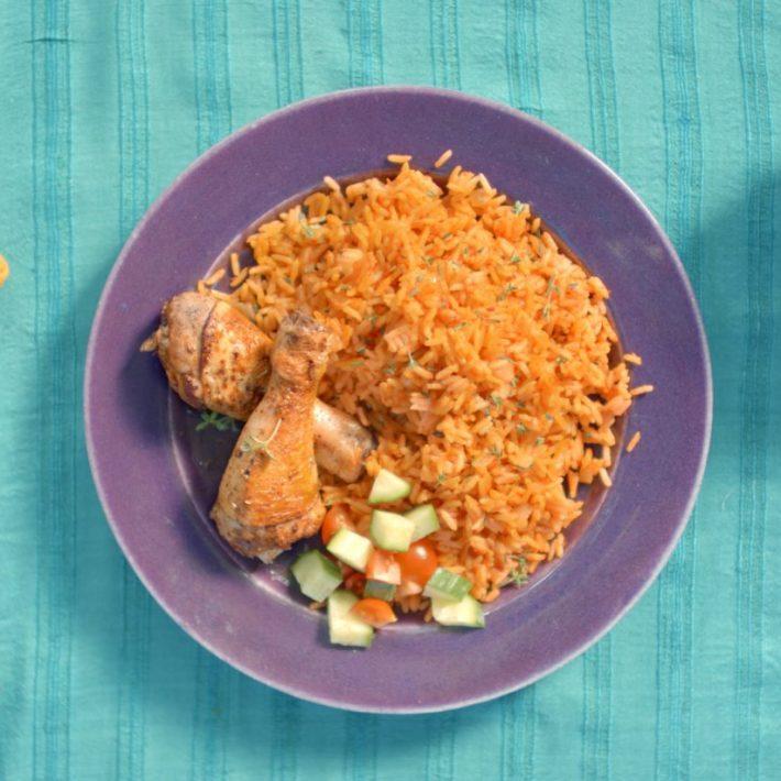 Foluke's Jollof Rice