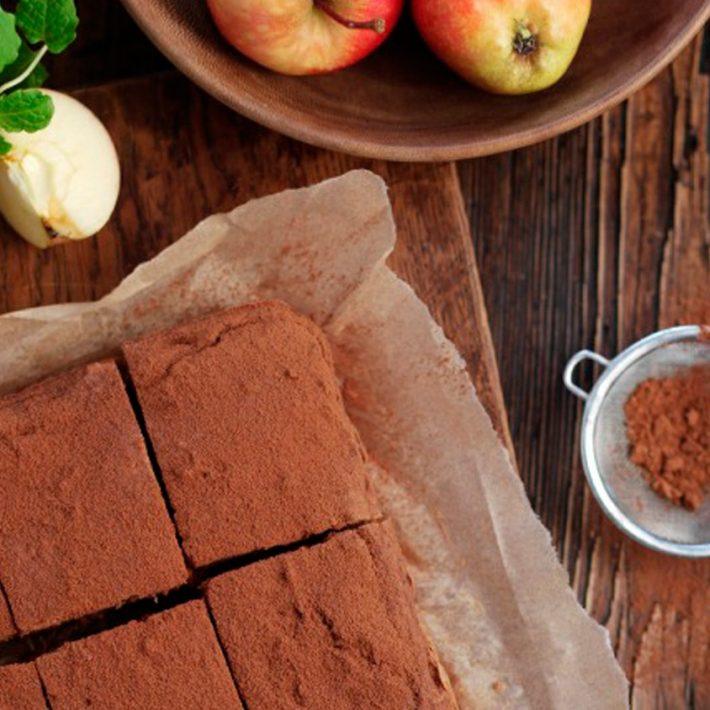 Chocolate Bean Brownies
