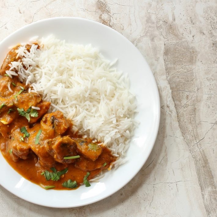 Boxing Day Turkey Curry