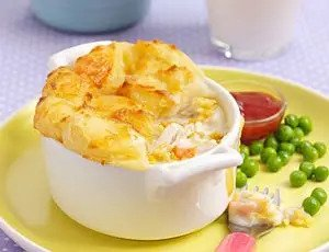 Tilli's Fish Pie