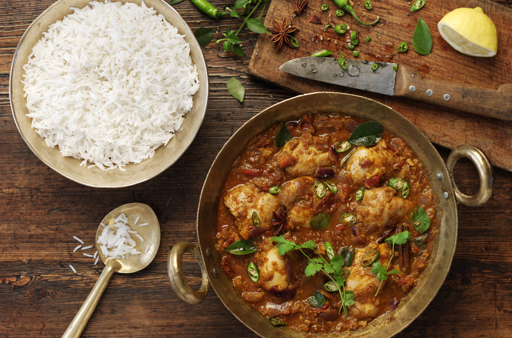 Traditional Chicken Curry