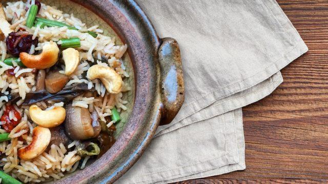Chinese Claypot Rice