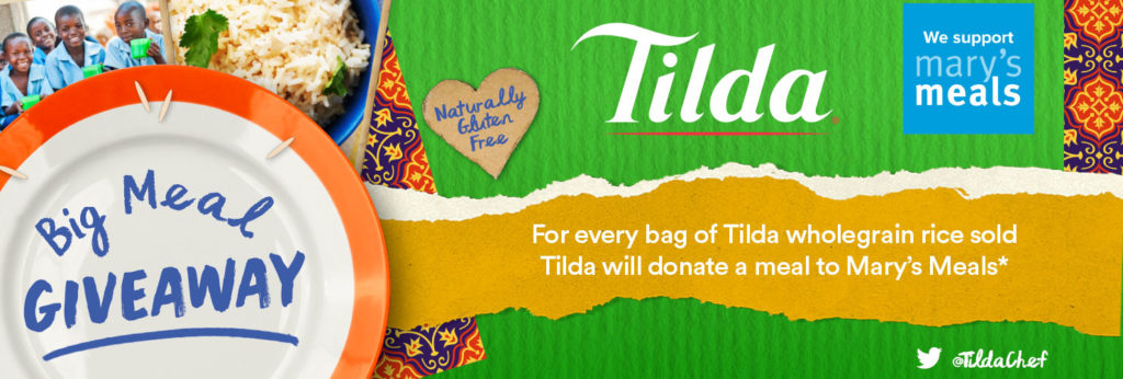 Tilda's Big Meal Giveaway