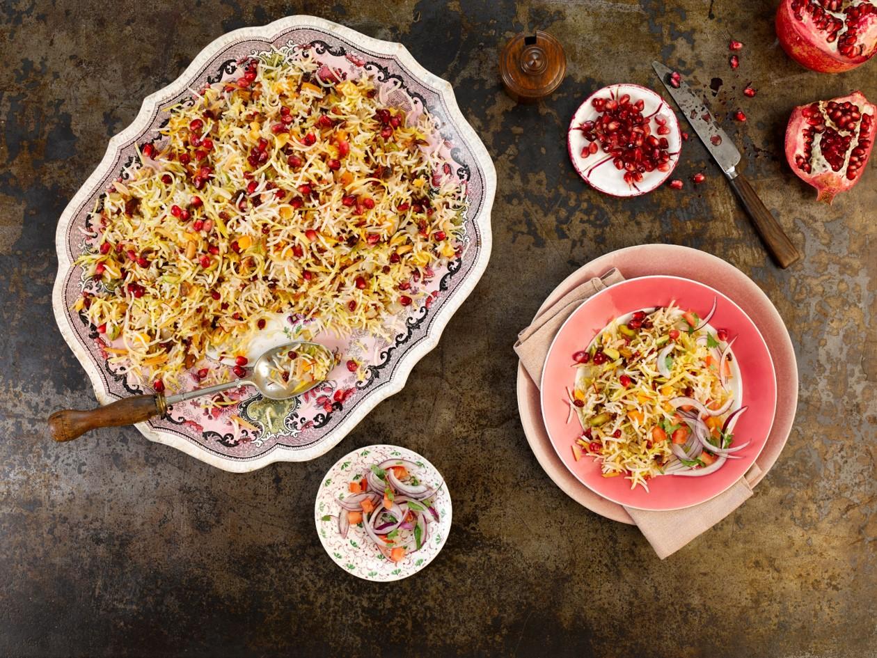 Persian Jewelled Rice