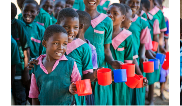 Tilda Continues to Support Mary's Meals Through Covid-19