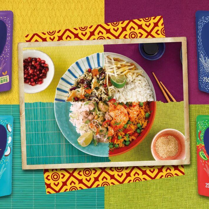 Tilda Foodservice Launches Steamed Rice Range