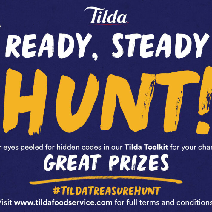 Tilda Treasure Hunt