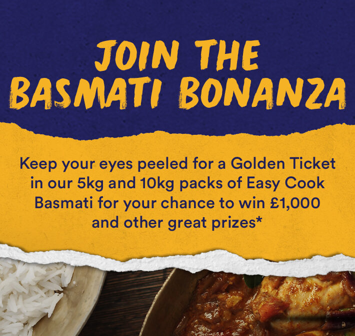 Welcome to the Basmati Bonanza!